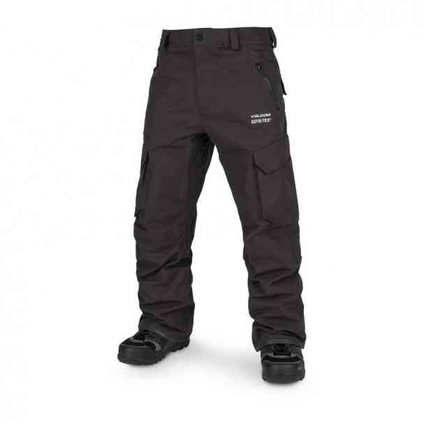 Spodnie Snowboardowe Volcom LO Gore-Tex Vintage Black