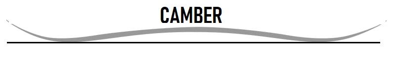 Positive Camber to baza wyczynowych desek snowboardowych, dzięki dodatkowej przyczepności i dużej reakcji jest to preferowany wybór dla Riderów poszukujących optymalnej wydajności podczas jazdy na krawędzi. Sekretem naszego zaawansowanego cambera jest dodanie płaskich przejść na długości 8 - 10 cm w punktach styku, zapewniających najwyższą precyzję, utrzymanie krawędzi i stabilność.