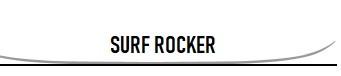 Niestandardowy profil typu rocker tip zaprojektowany przez surfera Chrisa Christensona dla modeli Mind Expander, Mountain Surfer i Storm Chaser. Rocker zaczyna się tuż przed przednimi wiązaniami, zaś ogon deski unosi się tuż za tylnym wiązaniem. Kiedy obciążasz ogon deski, nos wynurza się z łatwością nawet z najgłębszego śniegu.