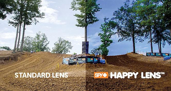 Spy Happy Lens